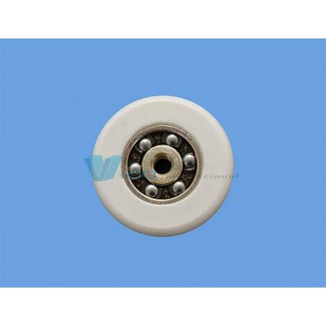 Rodamiento mampara 26 x 4 mm vica internacional for Rodamientos para mamparas